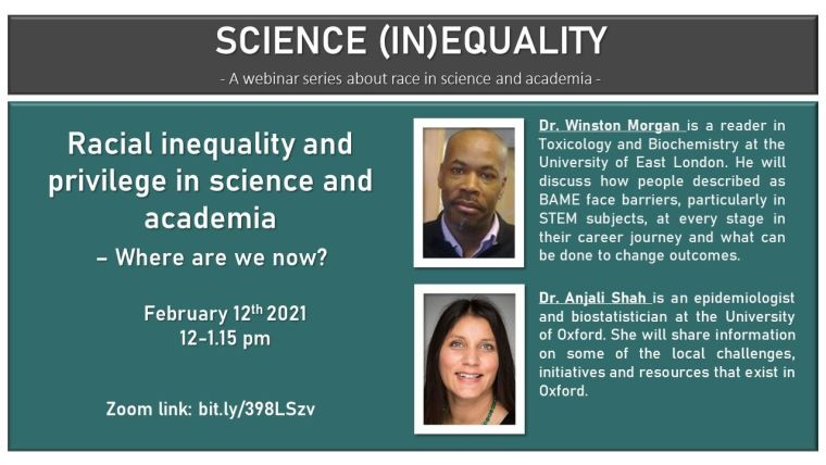Inequality in Science