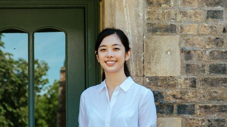 Picture of Christina Ye