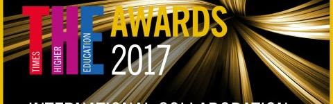 THE awards nomination Sept 2017 poster