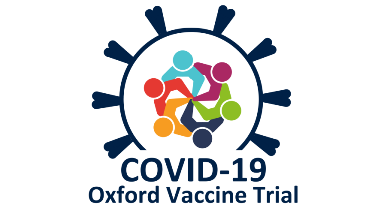 Oxford vaccine trial logo
