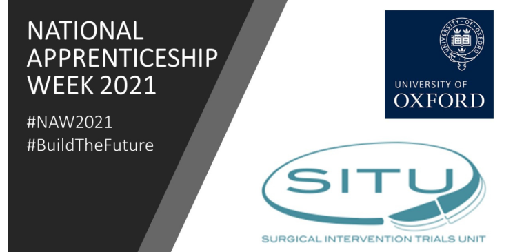SITU National Apprenticeship Week banner