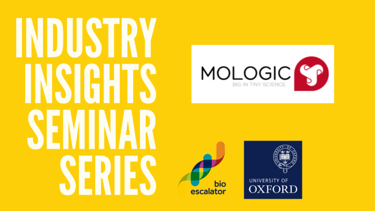 Flyer for March's industry Insights Seminar Series