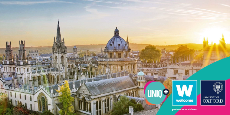 Advertising Graduate Access at the University of Oxford
