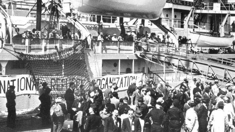 Borders, Global Governance and the Refugee, 1947–1951