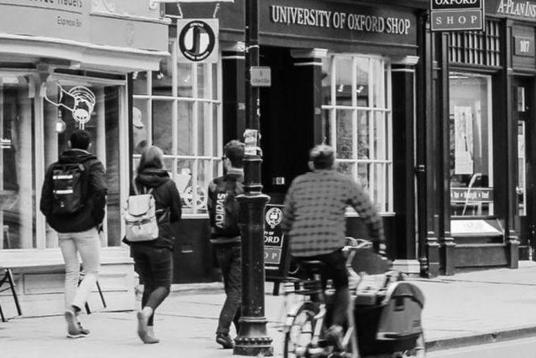 Oxford highstreet