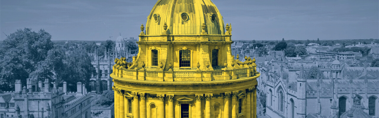 University's RadCam library highlighted in yellow
