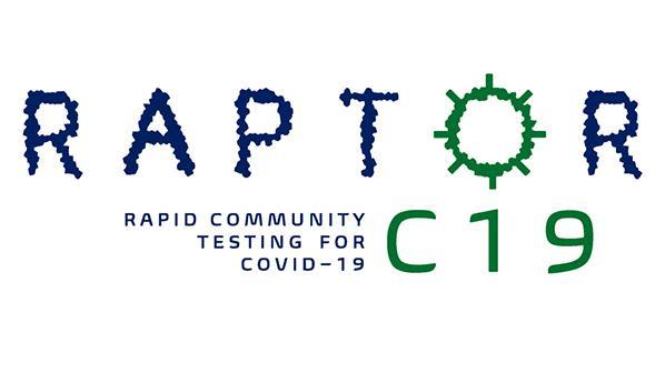 A logo - Raptor c-19