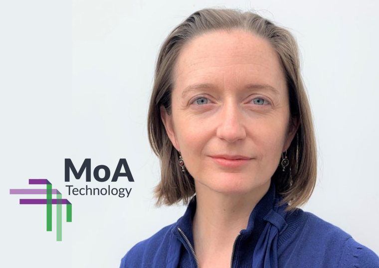 Image of MoA CEO Dr Virginia Corless