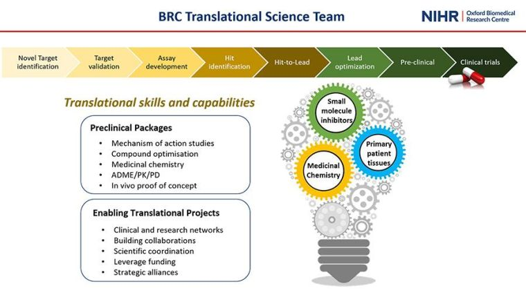 BRC Translational Science Team