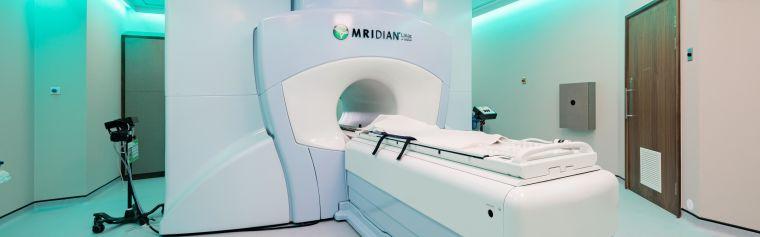 MRIdian Radiotherapy Machine at GenesisCare Oxford