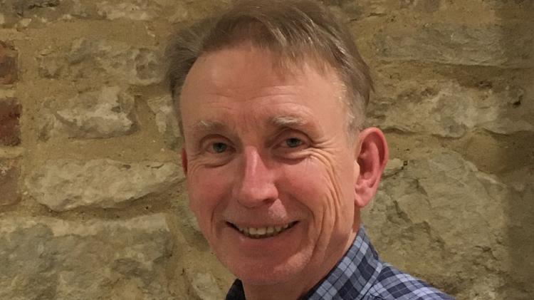 Portrait of Richard Harrington