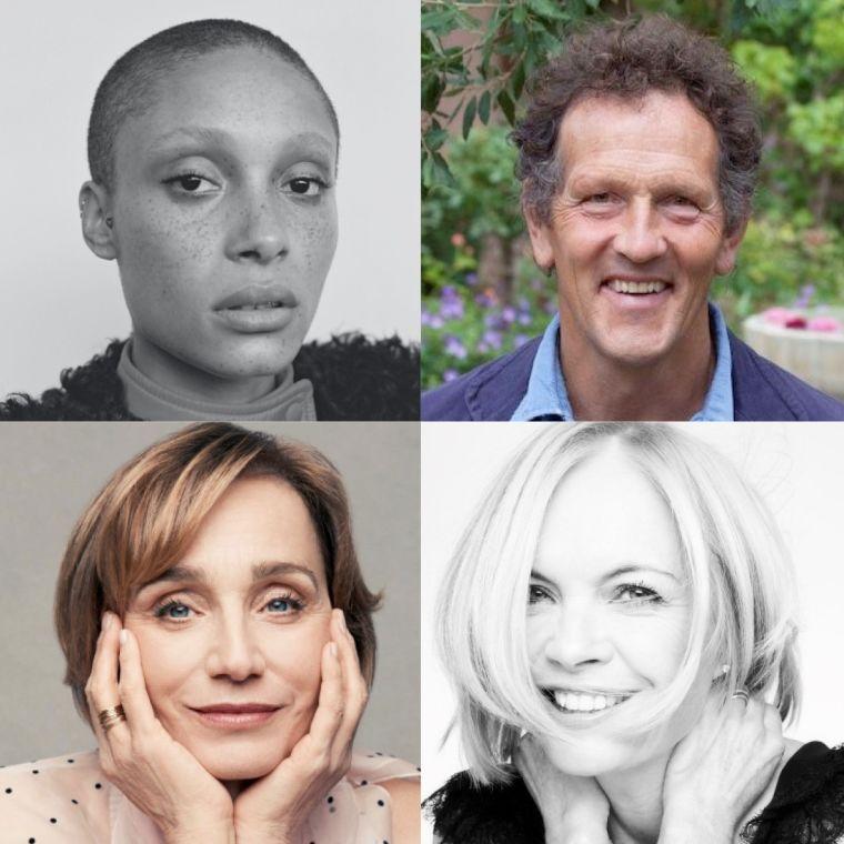 Celebrities in #OxfordMentalHealth