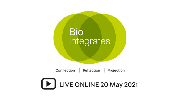 Bio Integrates 2021 flyer