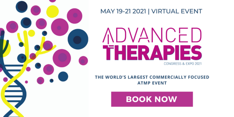 Advanced Therapies Congress 2021 flyer
