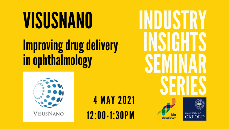 Listing image for the industry insights seminar May 2021