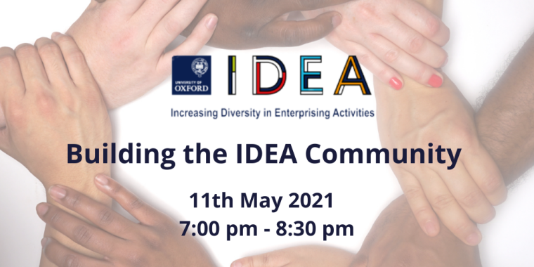 Building the IDEA Community Flyer
