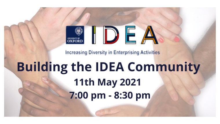 Building the IDEA Community Flyer