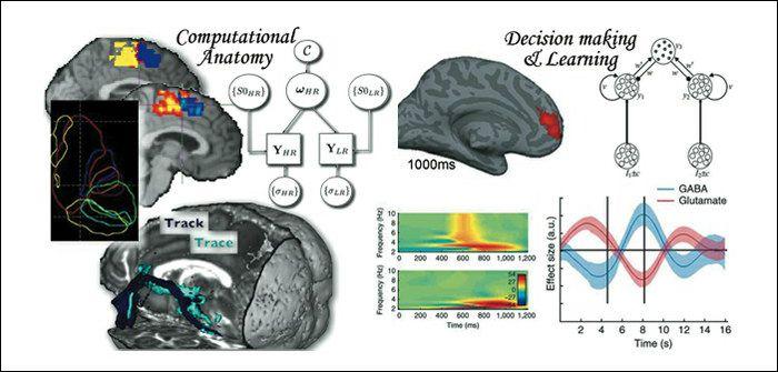 Computational Neuroscience lab group image