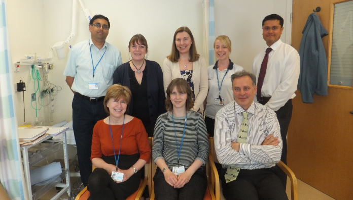 The Congenital Myasthenia Service Clinical Team