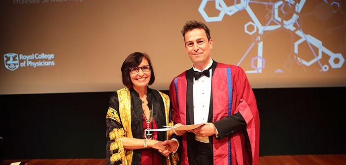 Professor Jane Dacre and Professor Martin Turner