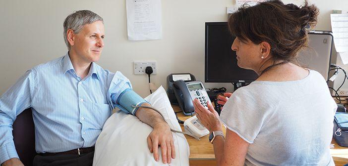 Oxvasc blood pressure
