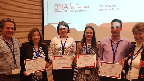 Charlotte stagg wins sieratzki uk israel prize for advances in neuroscience
