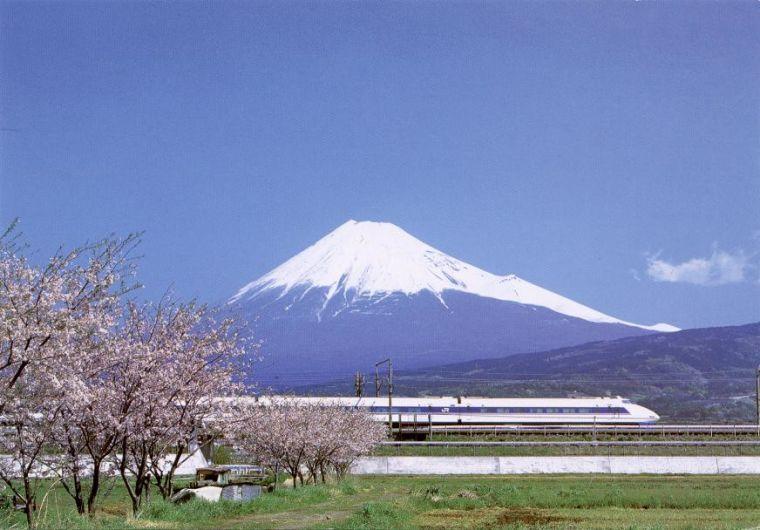 Mout Fuji in Tokyo Japan