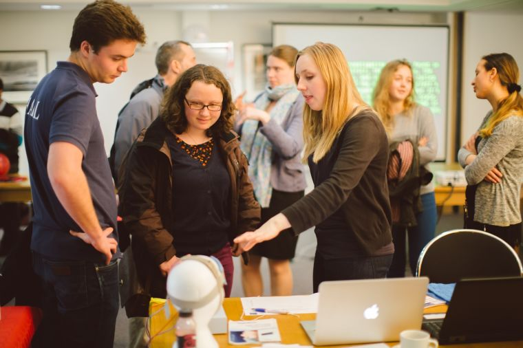 Public Engagement: St Edmund Hall Research Expo