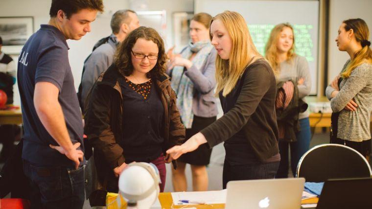 Public Engagement: St Edmund Hall Research Expo