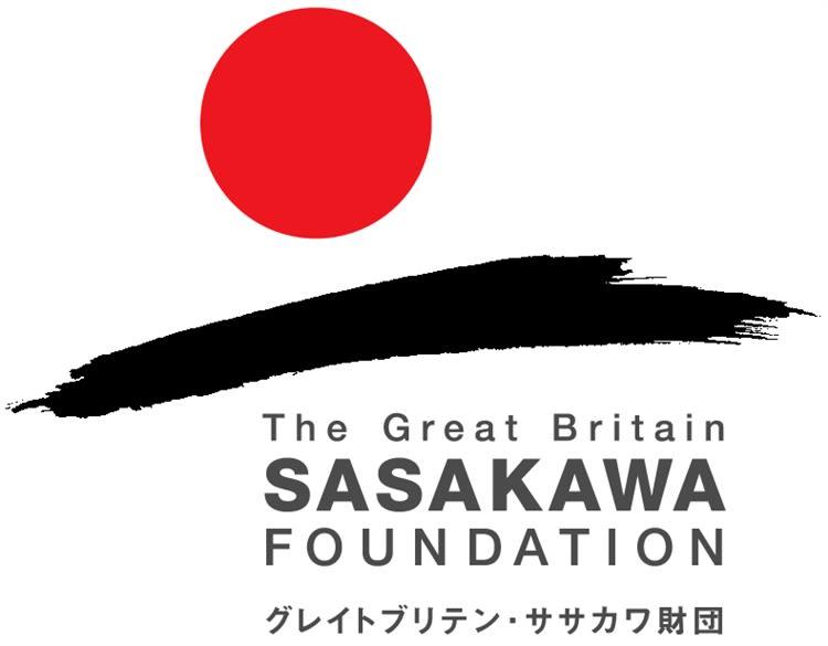 Great Britain Sasakawa Foundation Grant logo