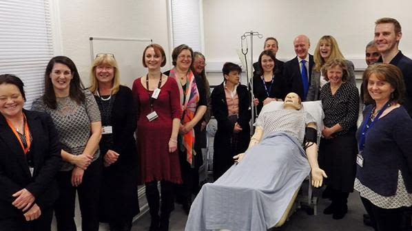 New medical simulation suite opens at the horton general hospital