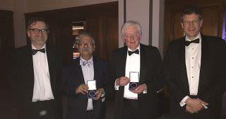 Professor tipu aziz recipient of britains highest neurosurgery honour 3