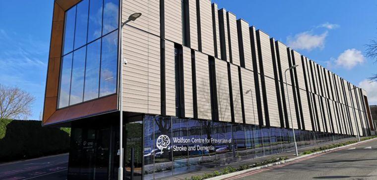 Wolfson building