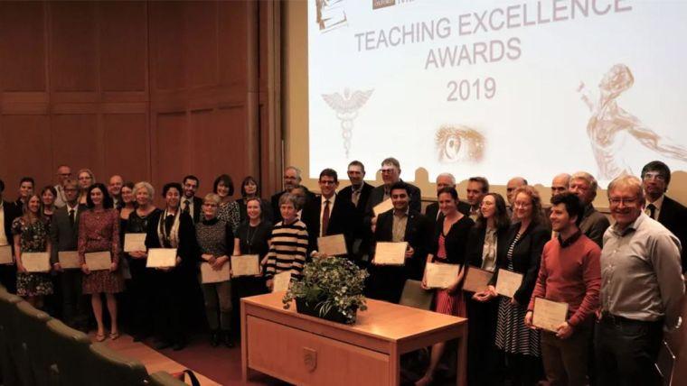 Ndcn staff win teaching awards