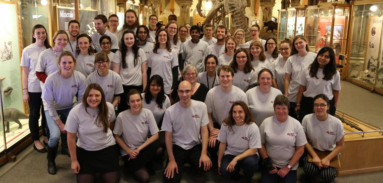 Group of researchers from Wellcome Centre for Integrative Neuroimaging