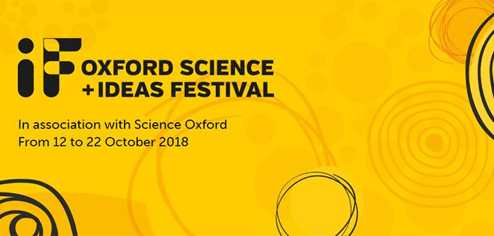 IF Oxford Science & Ideas Festival logo