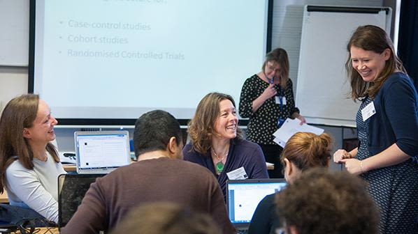 Oxford university expands evidence based courses for health care professionals