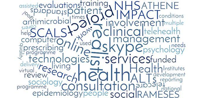 Interdisciplinary research in health sciences irihs