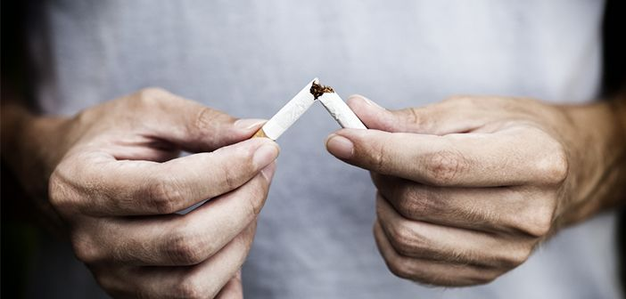 If you want to quit smoking do it now