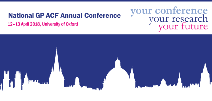 National gp acf annual conference