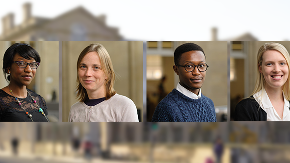 The department welcomes its first Naji Foundation Scholar and the first students funded through the Wellcome PhD Programme for Primary Care Clinicians.