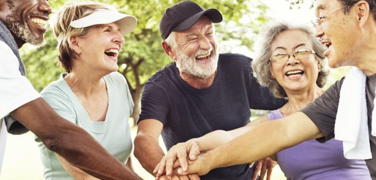 COPD patients' quality of life improved by socialising and regular