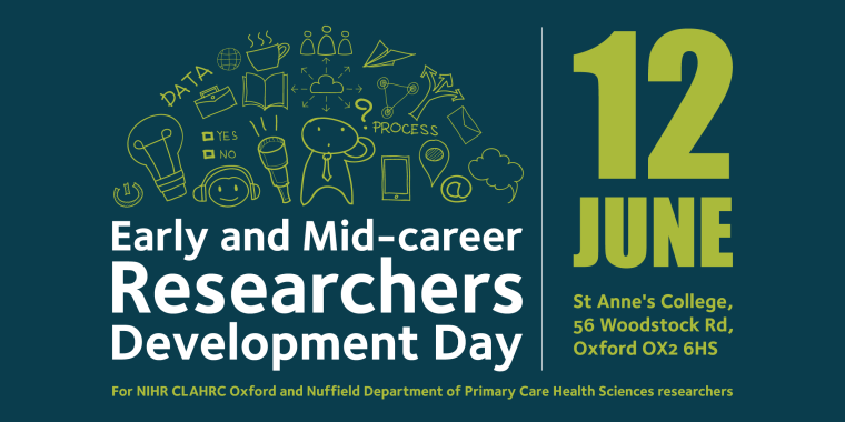 Clahrc early and mid career researchers development day