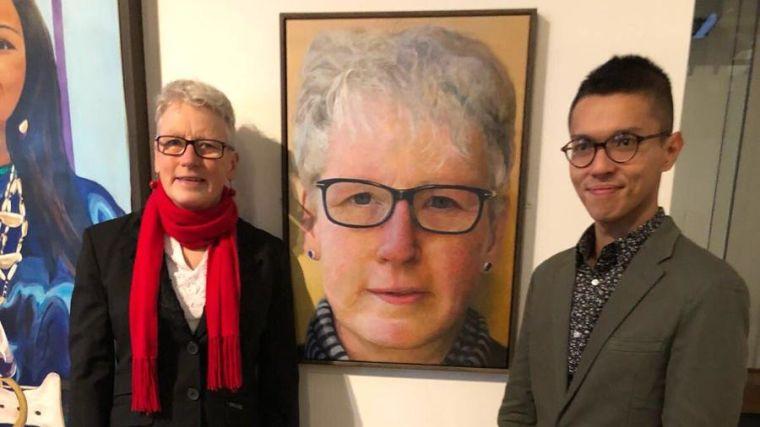 Professor trish greenhalgh diverse portraits initiative
