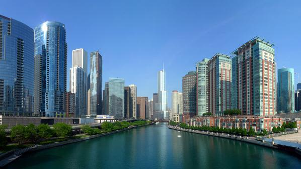 Chicago (pictured) hosted this year's SRNT Conference.