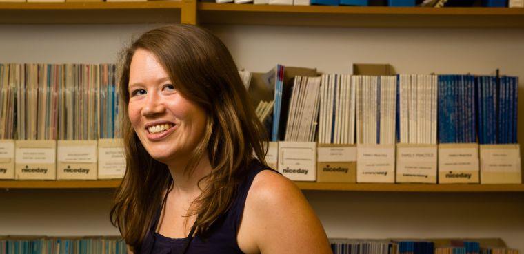 Dr Emily McFadden