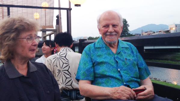 Dipex co founder celebrates 90th birthday