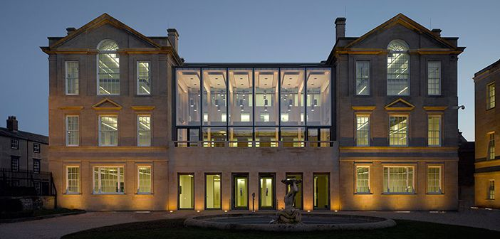 The radcliffe infirmary outpatients2019 building restored for a new era of healthcare innovation