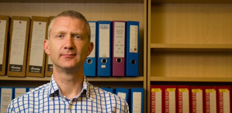 Dr Dan Lasserson, Department of Primary Care Health Sciences, University of Oxford