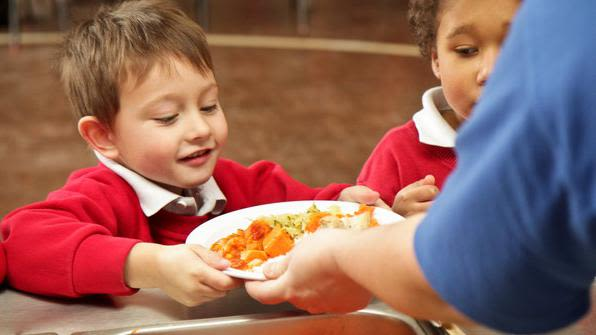 Nationwide rollout of the new school food standards